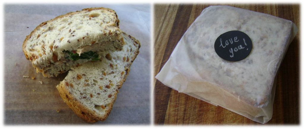 tuna sandwich